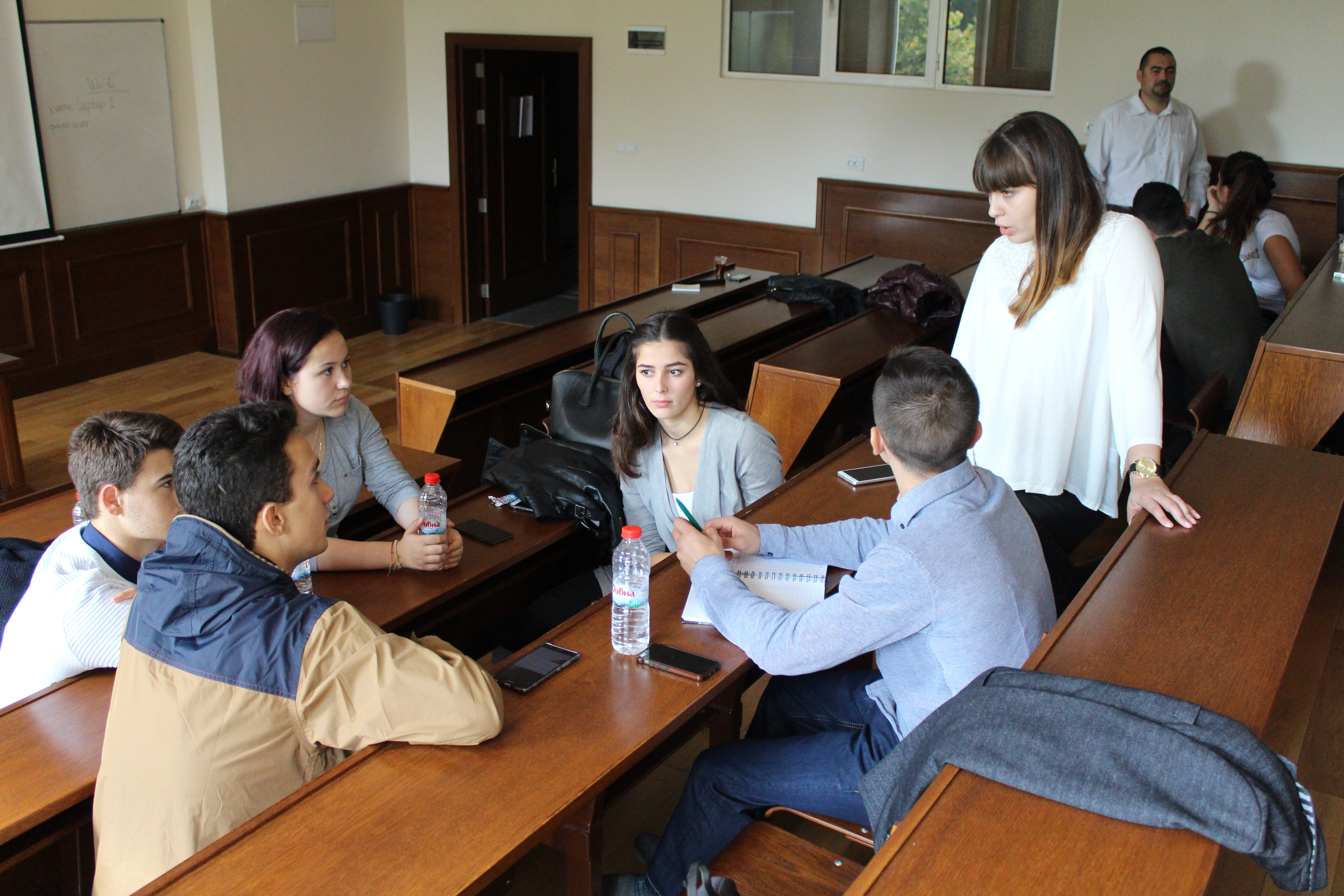 Why Europe Matters: Young Bulgarians speak out - WhyEuropeMatters